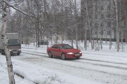 Снег ожидается в центральных районах Приамурья