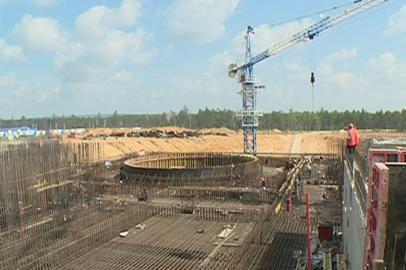 Штат строителей «Восточного» увеличат до 13 тысяч человек