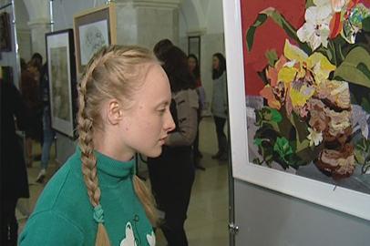 Выставка китайской живописи открылась в БГПУ