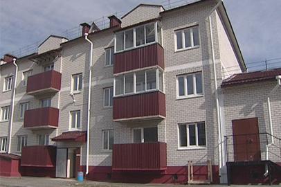 В Екатеринославке началось расселение жильцов аварийных бараков