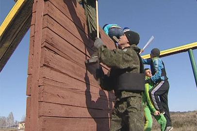Почти 150 амурских старшеклассников поучаствовали в «Зарнице»