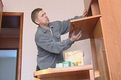 Несколько офицеров ВВО улучшили жилищные условия благодаря новой программе
