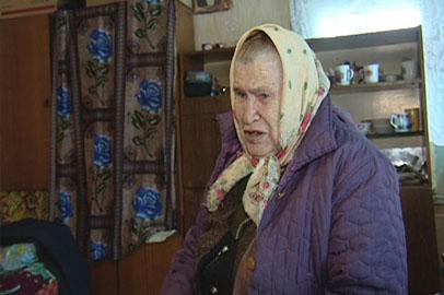 Вдова ветерана Великой Отечественной войны живет в аварийном доме