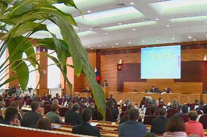 Бюджет Приамурья на ближайшие три года принят в первом чтении