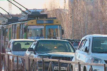 Цены на проезд в троллейбусах повысят с нового года