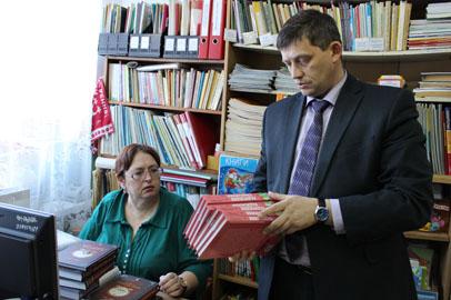 «Ростелеком» подарил воспитанникам детских домов Приамурья «Мир знаний»