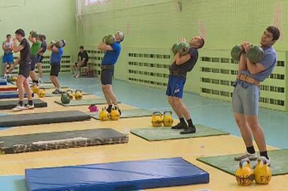 Традиционный областной турнир по гиревому спорту прошел в Благовещенске