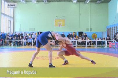 Амурчане стали призёрами в первенстве России по греко-римской борьбе