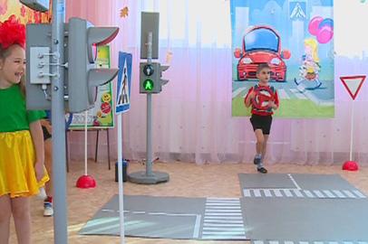Еще 100 автогородков рассчитывают разместить в детских садах области региональные власти