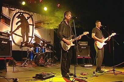 Амурские байкеры провели благотворительный рок-концерт