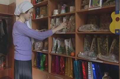 В Благовещенске стартовала ярмарка рождественских подарков