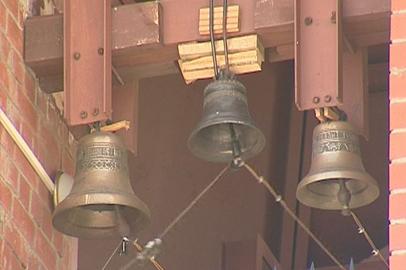 Рождественский перезвон в храме Белогорья   прозвучит в  исполнении «Звонаря Дяди Васи»