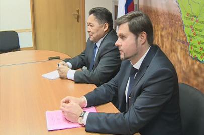 Приамурье и Якутия обсудили варианты взаимодействия в аграрной сфере