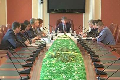 В правительстве Приамурья обсудили проблемы автобусных перевозок