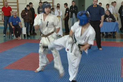Амурские каратисты поборолись за место в сборной