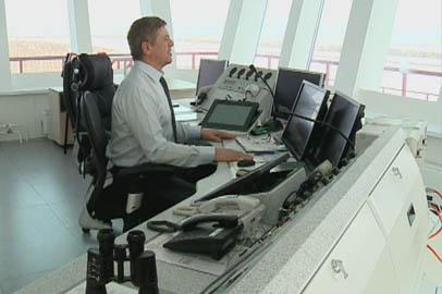 В аэропорту Благовещенска открыли новый командно-диспетчерский пункт