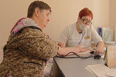 Отделение для пациентов Благовещенского района оборудовали в областной поликлинике