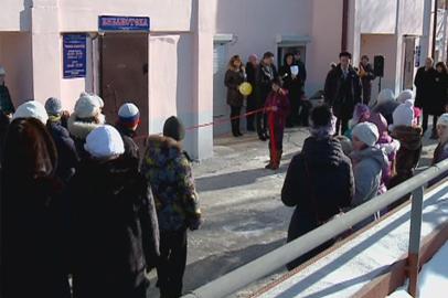 Центральная библиотека Благовещенского района отпраздновала новоселье