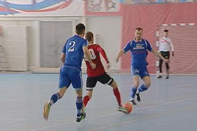 Команда «Благовещенск-1» стала чемпионом области по мини-футболу