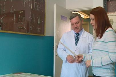 Амурский доктор получил звание «Заслуженный изобретатель России»