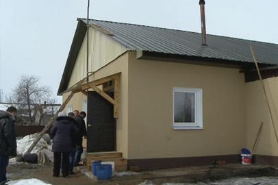 Подтопленцы из Константиновского района пожаловались на качество новых домов
