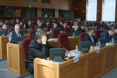 Амурские парламентарии уменьшили свои и правительственные доходы