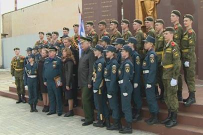 Амурские кадеты-победители вернулись из Москвы домой