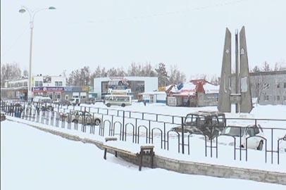 Обильный снегопад прошел на севере Приамурья