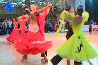 Благовещенские и хабаровские танцоры стали лучшими в состязаниях за Кубок клуба «Эриданс»