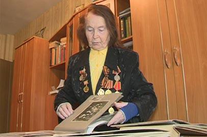 Бывшая узница концлагеря Любовь Глотова поделилась воспоминаниями