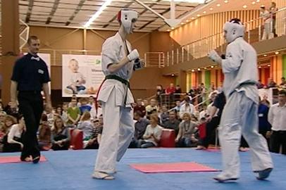 Крупный турнир по киокушинкай каратэ состоялся в Благовещенске