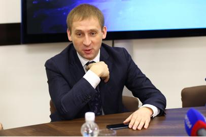 Александр Козлов рассказал журналистам о приоритетных направлениях работы правительства