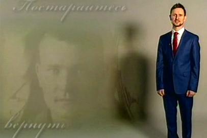 Сергей Бурмага читает стихотворение Б.Окуджавы «Ах, война…»