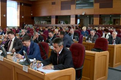 Депутаты Заксобрания скорректировали региональный бюджет