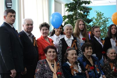 «Ростелеком» в Благовещенске поздравил ветеранов с 70-летием Победы