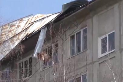 После ЧП в Райчихинске проверяют все отремонтированные 6 лет назад крыши