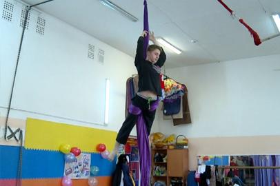 Гимнасты «Левентино» поедут на международный конкурс циркового искусства