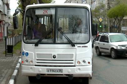 Вместо троллейбуса 2К в Благовещенске запустили автобусный маршрут