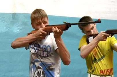 Первые за 20 лет соревнования по сдаче норм ГТО состоялись в Свободном