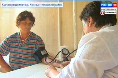 Продажа лекарств в ФАПах области