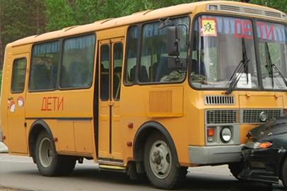 Ехавшие на ЕГЭ амурские школьники попали в аварию