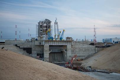 Строительство космодрома Восточный вошло в активную фазу