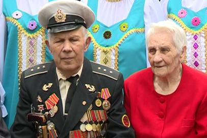 Ветеран погрануправления Иван Сердюк отметил 90-летие
