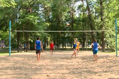 Энтузиасты пытаются сохранить пляжный волейбол в Благовещенске