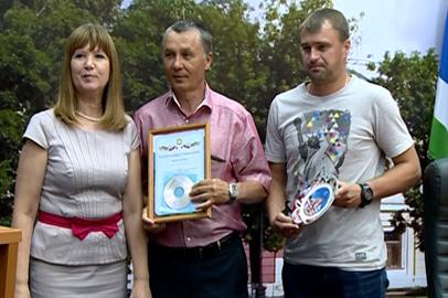 Власти поздравили сборную Благовещенска с победой в Спартакиаде городов