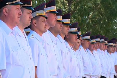 Лучшим сотрудникам амурского управления ГИБДД вручили почетные грамоты