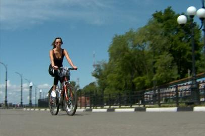 В  Благовещенске планируют облегчить жизнь велосипедистам