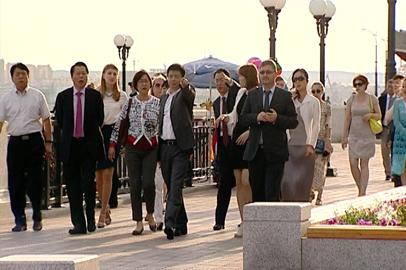 Китайские инвесторы заинтересовались благовещенским проектом «Золотая миля»