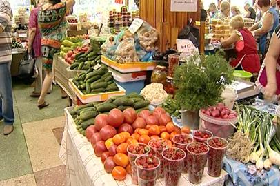 Овощами и ягодами нового урожая пополнился ассортимент «Фермерского дома» в Благовещенске