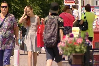 Амурская область страдает от жары